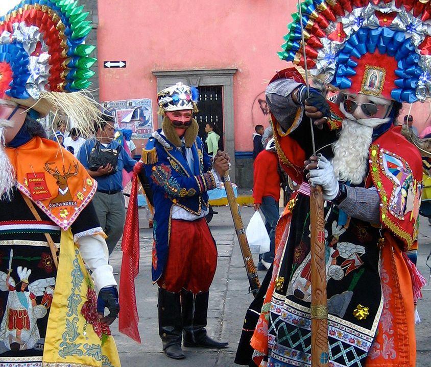 Huejotzingo, Cholula and Puebla
