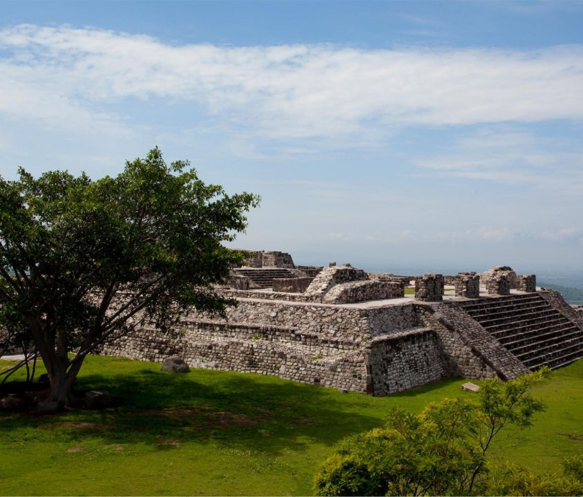 Xochicalco Archaeological zone and Amanalco Canyon